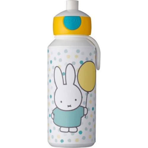 Butelka Pop- up Campus  Miffy Confetti 400 ml