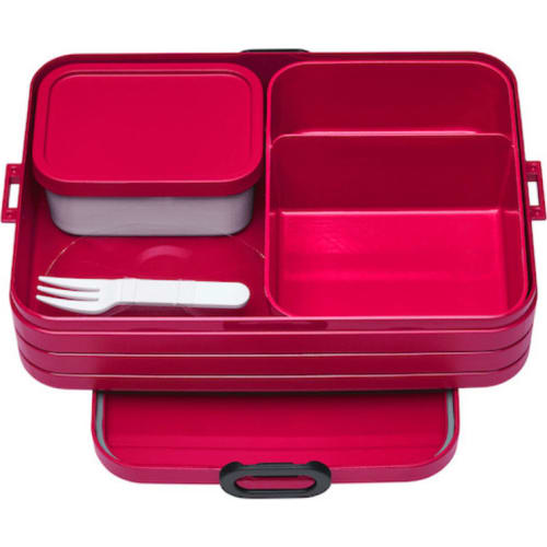 LUNCHBOX TAKE A BREAK BENTO LARGE NORDIC RED
