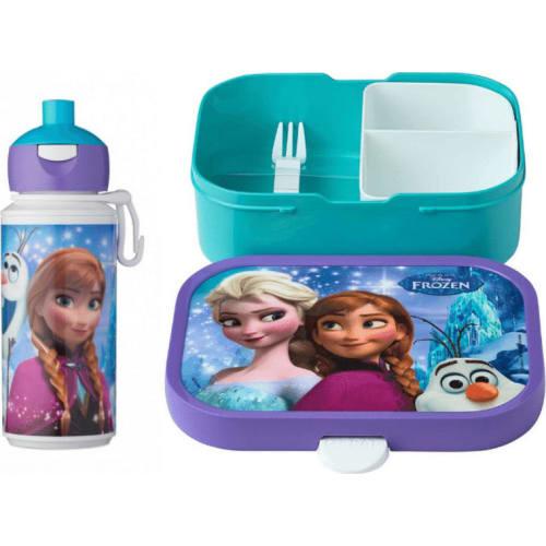 Rosti Mepal Zestaw lunchbox i butelka dla dzieci Frozen