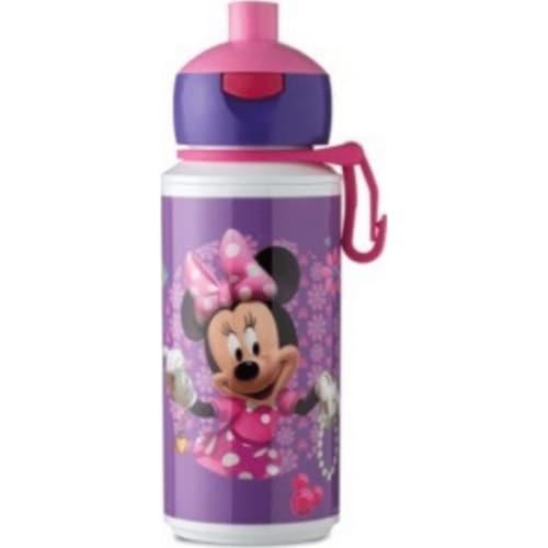 Mepal Butelka szkolna dla dzieci pop-up Minnie Mouse