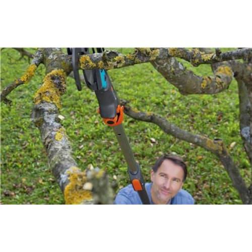Dwuostrzowe nożyce do gałęzi Combisystem - Gardena