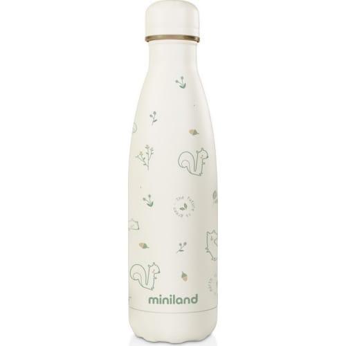 Zestaw termos butelka dla rodzica ECO-friendly 500ml - Wiewiórka Miniland