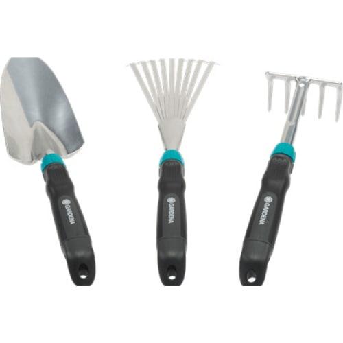Zestaw małych narzędzi ogrodniczych do ogrodu - Gardena