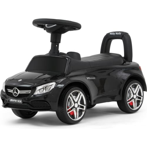 Pojazd MERCEDES-AMG C63 Coupe Black S Milly Mally