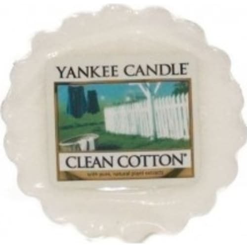 Wosk Yankee Candle Clean Cotton®