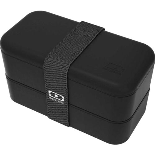Bento box MonBento Original Czarny/MB Original black