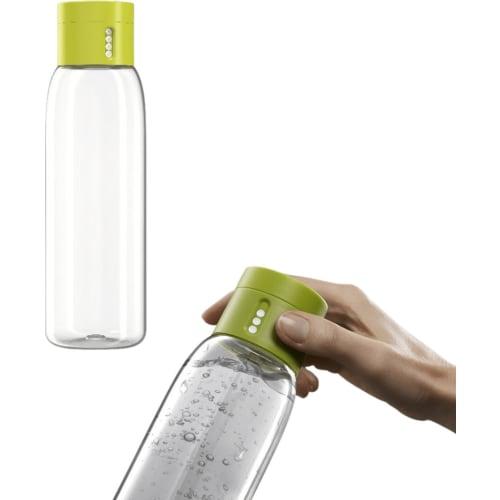 Butelka na wodę z licznikiem 600ml Dot JOSEPH JOSEPH