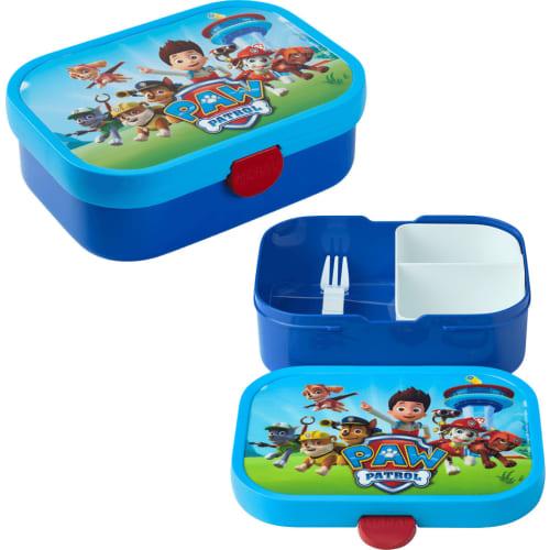 Lunchbox Dziecięcy Pojemnik Pudełko Na Drugie Śniadanie Paw Psi Patrol Mepal