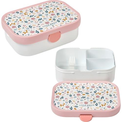 Lunchbox Dziecięcy Pojemnik Pudełko Na Drugie Śniadanie Spring Flowers Mepal