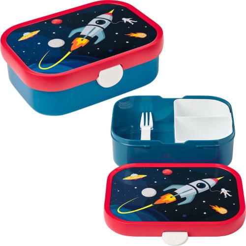 Lunchbox Dziecięcy Pojemnik Pudełko Na Drugie Śniadanie Space Campus Mepal