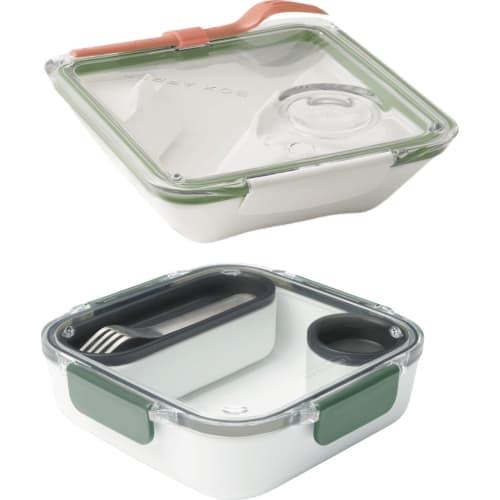 Lunch box Box appetit, oliwkowy