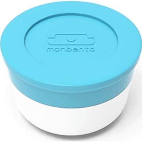 Pojemnik na sos MonBento TEMPLE M light blue 28ml
