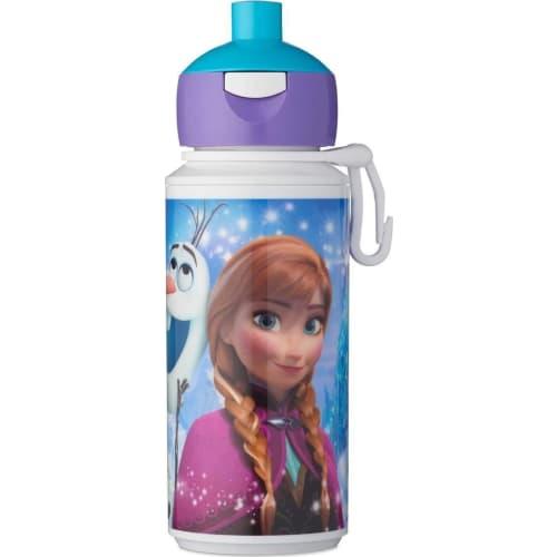 Mepal Butelka szkolna dla dzieci pop-up Frozen