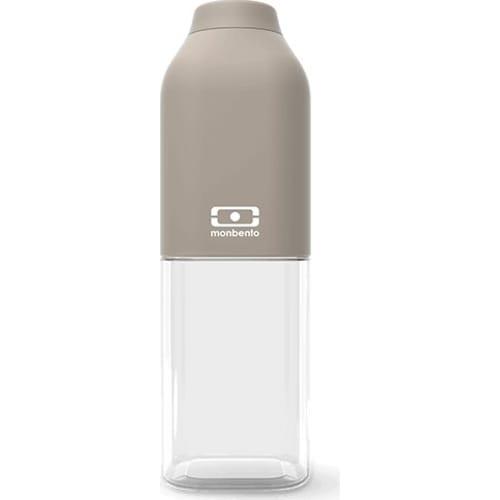 Butelka bidon na wodę, napoje MonBento 0,5l szara