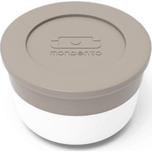 Pojemnik na sos MonBento TEMPLE M szary 28ml