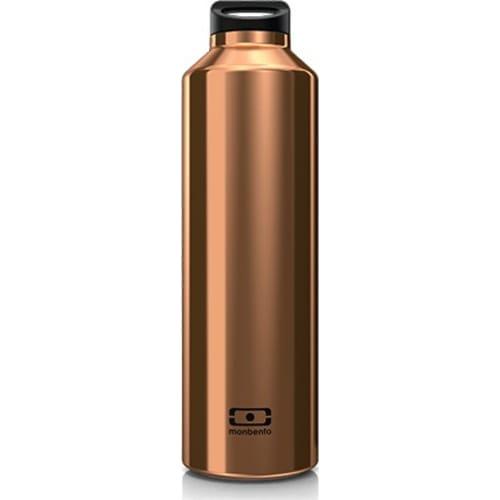 MonBento Butelka termiczna, bidon z zaparzaczem 0,5l Miedziana