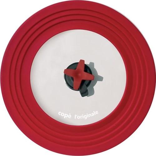 PAVONIDEA Przykrywka z regulacją 22-28 cm COPE czerwona