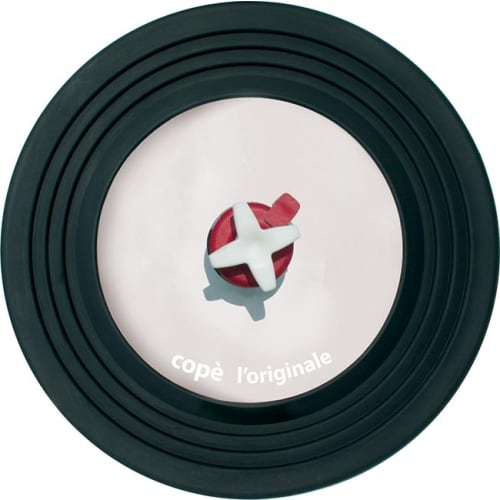 PAVONIDEA Przykrywka z regulacją 22-28 cm COPE czarna