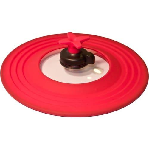 PAVONIDEA  Przykrywka z regulacją 16-24 cm  COPE czerwona