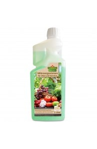 Mikroorganismen für Obst u. Gemüse