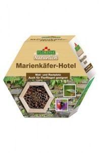 Marienkäferhotel 1Stk