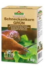 Schneckenkorn Grün 1kg