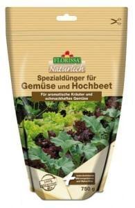 Spezialdünger für Gemüse und Hochbeet 750g