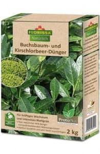 Buchsbaum u. Kirschlorbeerdünger 2kg