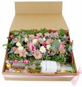Sauv Blanc, Lindt & flowers