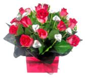 Rose and Chocolate Box
