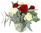 Little Flower Vase - Love