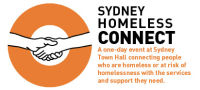 Sydney Homeless Connect logo