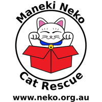 Maneki Neko Cat Rescue logo