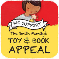 The Smith Family - Toy and Book Appeal logo