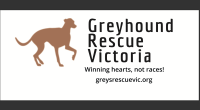 Greyhound Rescue Victoria logo
