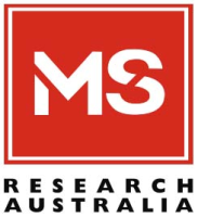 MS Research Australia logo