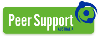 Peer Support Australia logo