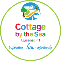 Cottage by the Sea logo