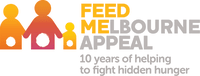 Feed Melbourne Appeal logo
