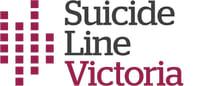 Suicide Line Victoria logo
