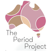 The Period Project (on behalf of the National Homeless Collective) logo