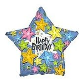 Happy Birthday - Star