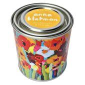 Poppies - Sandalwood & Orange