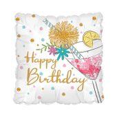 Happy Birthday Cocktail