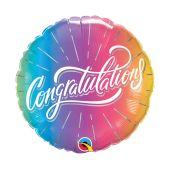 Congratulation Bright Ombre