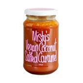 Vegan Coconut Salted Caramel
