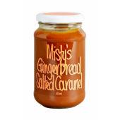 Gingerbread Salted Caramel