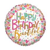 Happy Birthday - Beautiful