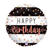 Happy Birthday - Holographic