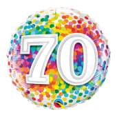 Age 70 Dots